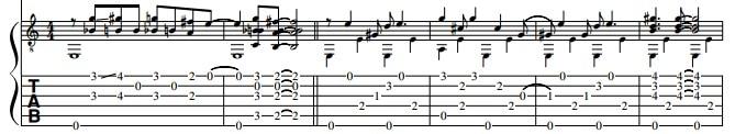 GuitarNick Blues #2